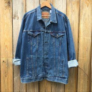 🆕 Levi's | Oversized Classic Denim Jacket XXL